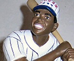 Photo of the Emilio Millito Navarro Negro League sports action figure from Hartland of Ohio