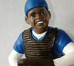 Photo of The Catcher child figure from Hartland LLC