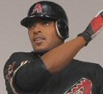 Photo of the Justin Upton sports action figure from MLB 2009 Toys R Us Exclusives from McFarlane