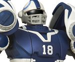 Photo of the Peyton Manning NFL Probots sports action figure from ToyQuest